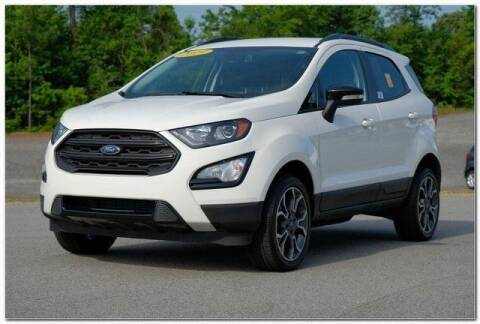 2019 Ford EcoSport for sale at WHITE MOTORS INC in Roanoke Rapids NC