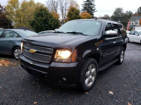 2008 Chevrolet Tahoe for sale at Apple Auto Sales Inc in Camillus NY