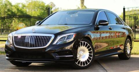 2014 Mercedes-Benz S-Class for sale at Texas Auto Corporation in Houston TX