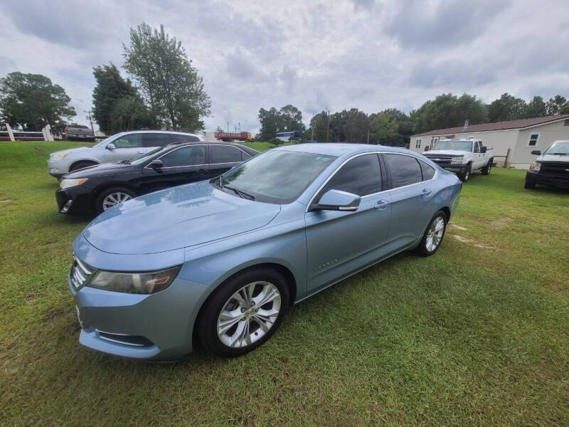2014 Chevrolet Impala for sale at Lakeview Auto Sales LLC in Sycamore GA