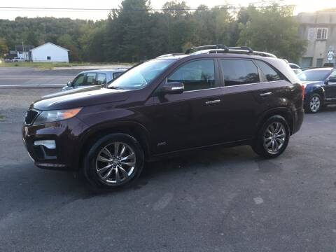2011 Kia Sorento for sale at Edward's Motors in Scott Township PA
