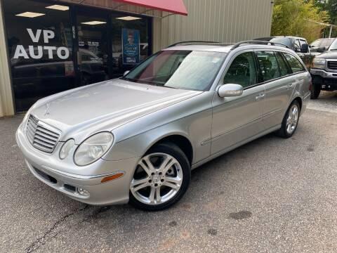 2005 Mercedes-Benz E-Class for sale at VP Auto in Greenville SC