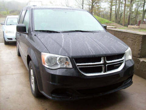 2012 Dodge Grand Caravan for sale at Summit Auto Inc in Waterford PA