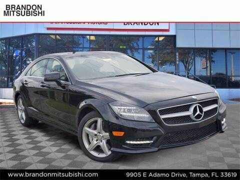 2014 Mercedes-Benz CLS for sale at Brandon Mitsubishi in Tampa FL