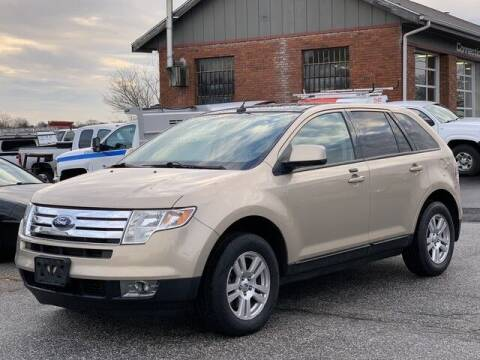 2007 Ford Edge for sale at CT Auto Center Sales in Milford CT