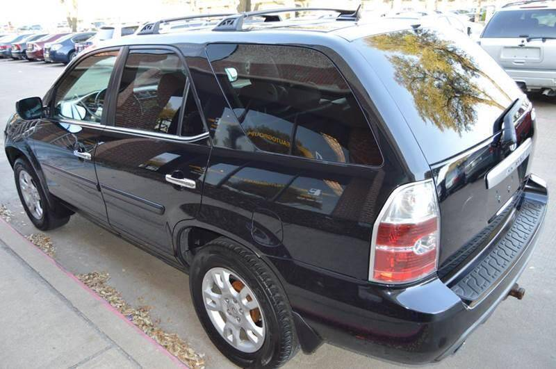 2006 Acura MDX AWD Touring 4dr SUV w/Navi and Entertainment System - Dallas TX