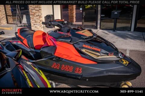 2018 Sea-Doo RXT X 300
