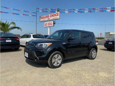 2014 Kia Soul for sale at Dealers Choice Inc in Farmersville CA