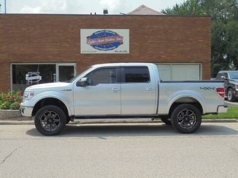 2013 Ford F-150 for sale at Eyler Auto Center Inc. in Rushville IL