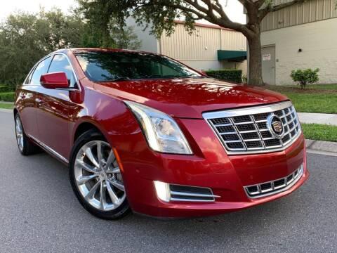 2014 Cadillac XTS for sale at Presidents Cars LLC in Orlando FL
