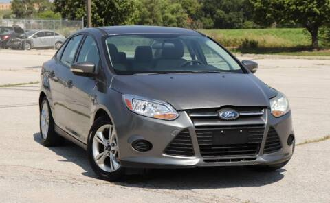 2014 Ford Focus for sale at Big O Auto LLC in Omaha NE