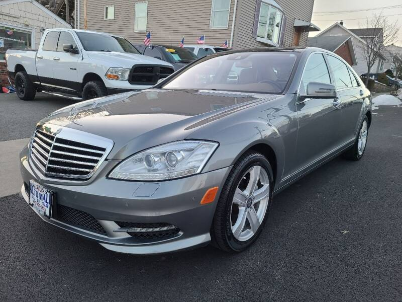 2013 Mercedes-Benz S-Class for sale at Express Auto Mall in Totowa NJ