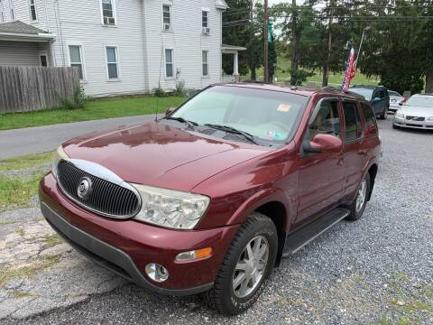 2004 Buick Rainier for sale at Harrisburg Auto Center Inc. in Harrisburg PA