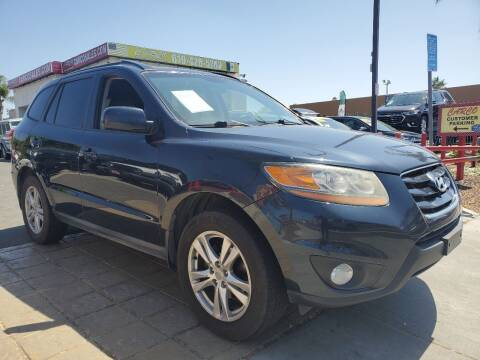 2011 Hyundai Santa Fe for sale at CARCO SALES & FINANCE in Chula Vista CA