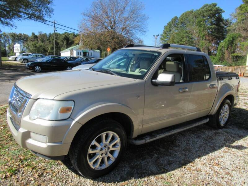 2007 Ford Explorer Sport Trac for sale at Dallas Auto Mart in Dallas GA