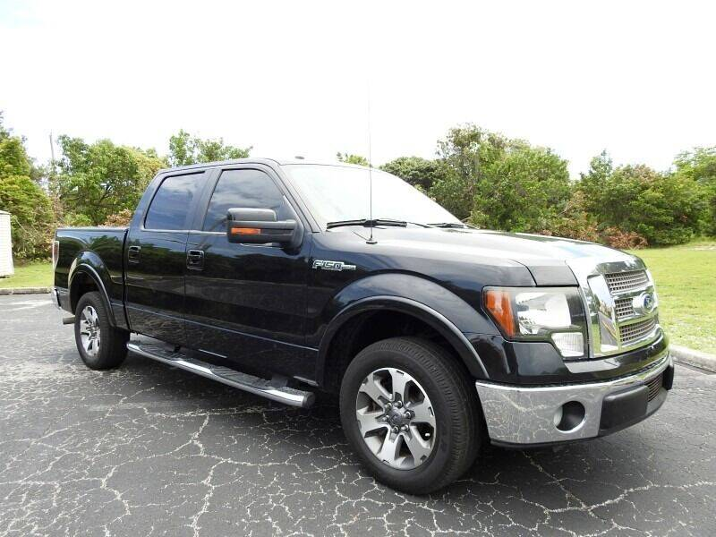 2010 Ford F-150 for sale at SUPER DEAL MOTORS 441 in Hollywood FL