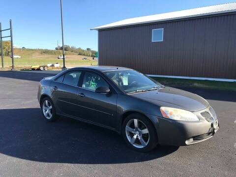 2006 Pontiac G6 for sale at Cannon Falls Auto Sales in Cannon Falls MN