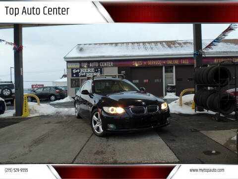 2009 BMW 3 Series for sale at Top Auto Center in Quakertown PA