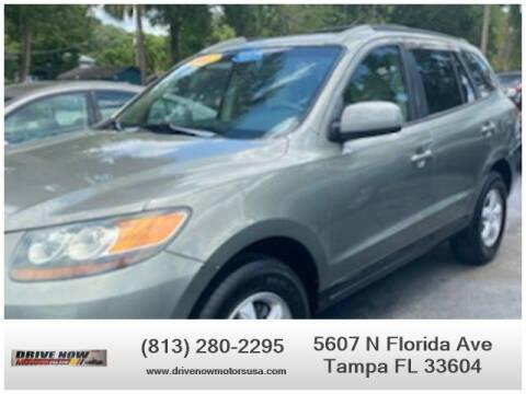 2007 Hyundai Santa Fe for sale at Drive Now Motors USA in Tampa FL