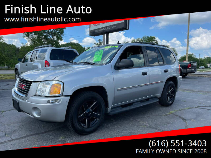 2008 GMC Envoy for sale at Finish Line Auto in Comstock Park MI