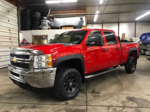 2013 Chevrolet Silverado 2500HD for sale at T James Motorsports in Gibsonia PA