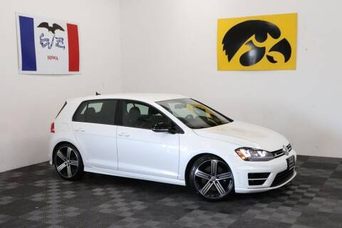 2016 Volkswagen Golf R for sale at Carousel Auto Group in Iowa City IA