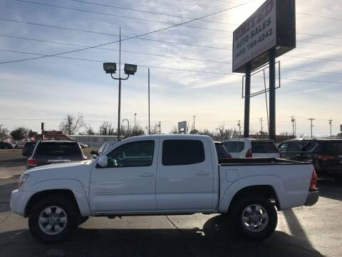 2010 Toyota Tacoma for sale at United Auto Sales in Oklahoma City OK