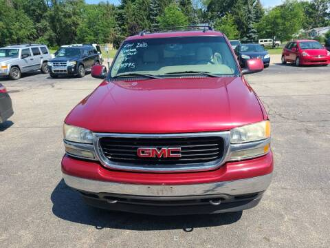 2005 GMC Yukon for sale at All State Auto Sales, INC in Kentwood MI