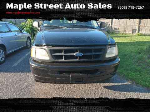 1997 Ford F-150 for sale at Maple Street Auto Sales in Bellingham MA