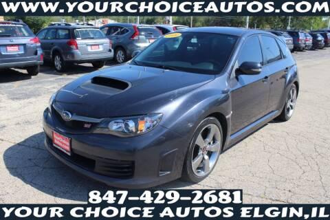 2009 Subaru Impreza for sale at Your Choice Autos - Elgin in Elgin IL