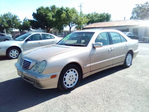 2002 Mercedes-Benz E-Class for sale at Larry's Auto Sales Inc. in Fresno CA