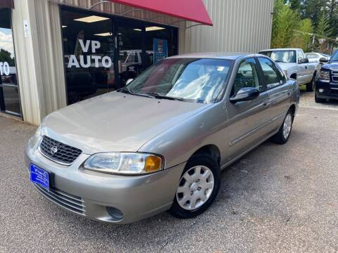 2001 Nissan Sentra for sale at VP Auto in Greenville SC