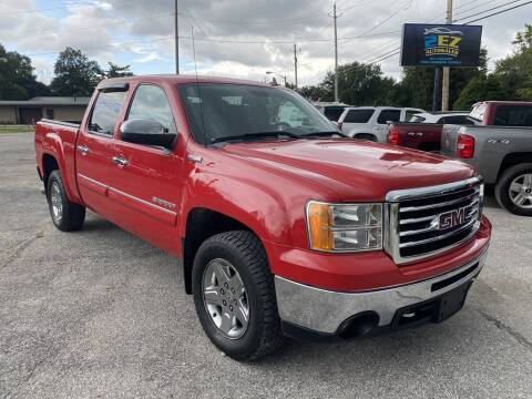 2012 GMC Sierra 1500 for sale at 2EZ Auto Sales in Indianapolis IN