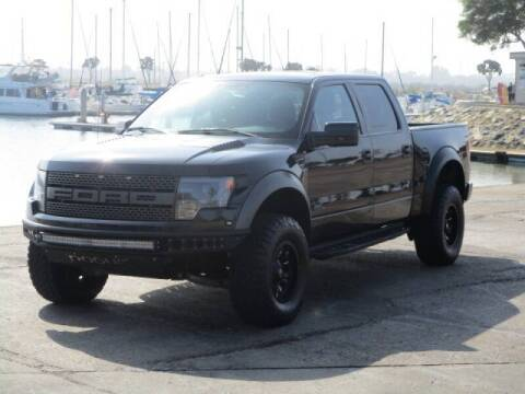 2014 Ford F-150 for sale at Convoy Motors LLC in National City CA