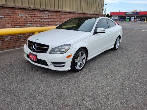 2014 Mercedes-Benz C-Class for sale at Harding Motor Company in Kennewick WA