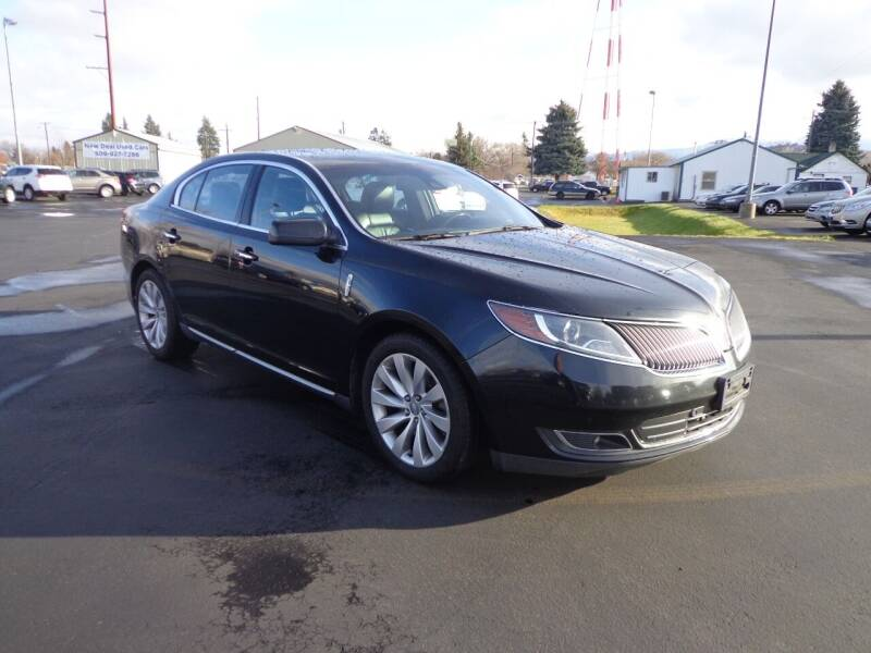 2014 Lincoln MKS for sale at New Deal Used Cars in Spokane Valley WA