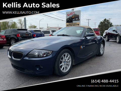 2003 BMW Z4 for sale at Kellis Auto Sales in Columbus OH