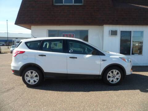 2014 Ford Escape for sale at Paul Oman's Westside Auto Sales in Chippewa Falls WI