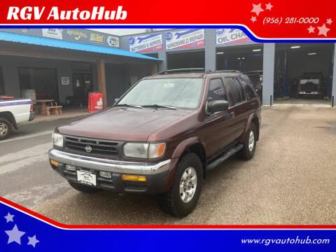 1999 Nissan Pathfinder for sale at RGV AutoHub in Harlingen TX