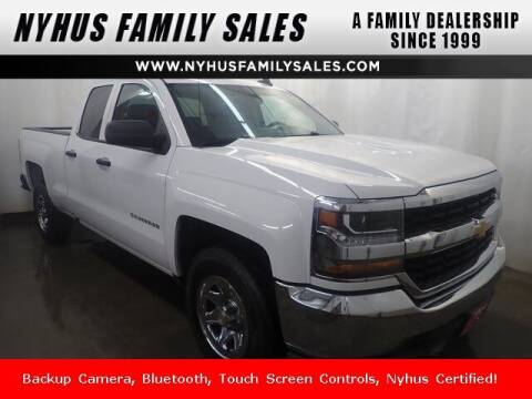 2018 Chevrolet Silverado 1500 for sale at Nyhus Family Sales in Perham MN