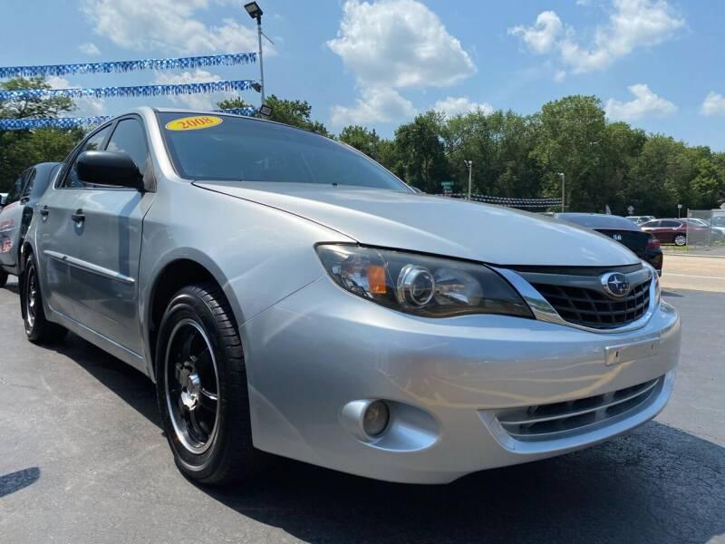2008 Subaru Impreza for sale at WOLF'S ELITE AUTOS in Wilmington DE
