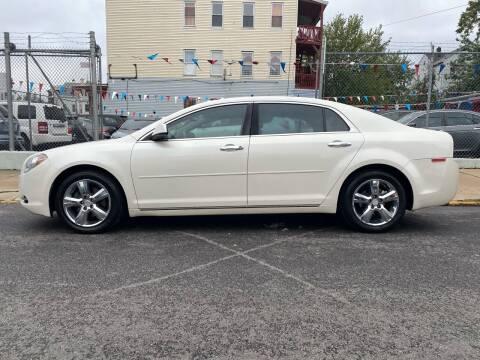 2012 Chevrolet Malibu for sale at G1 Auto Sales in Paterson NJ