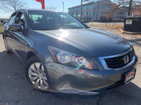 2008 Honda Accord for sale at JerseyMotorsInc.com in Teterboro NJ