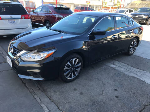 2017 Nissan Altima for sale at Auto Emporium in Wilmington CA