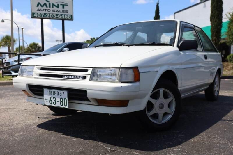 1990 Toyota Corolla for sale in Orlando, FL