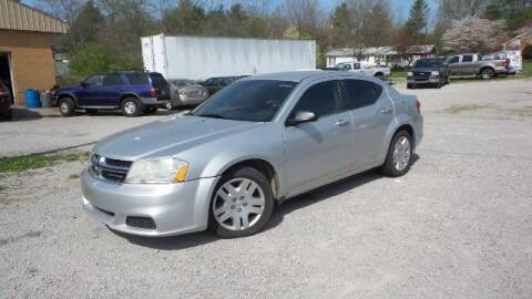 2012 Dodge Avenger for sale at Tates Creek Motors KY in Nicholasville KY