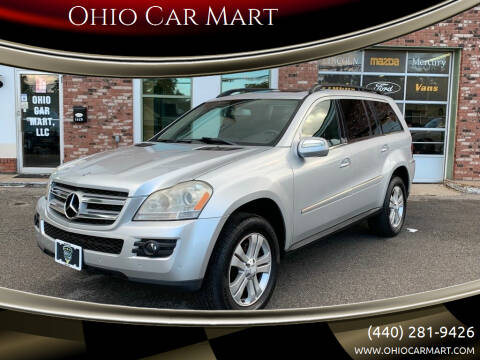 2009 Mercedes-Benz GL-Class for sale at Ohio Car Mart in Elyria OH