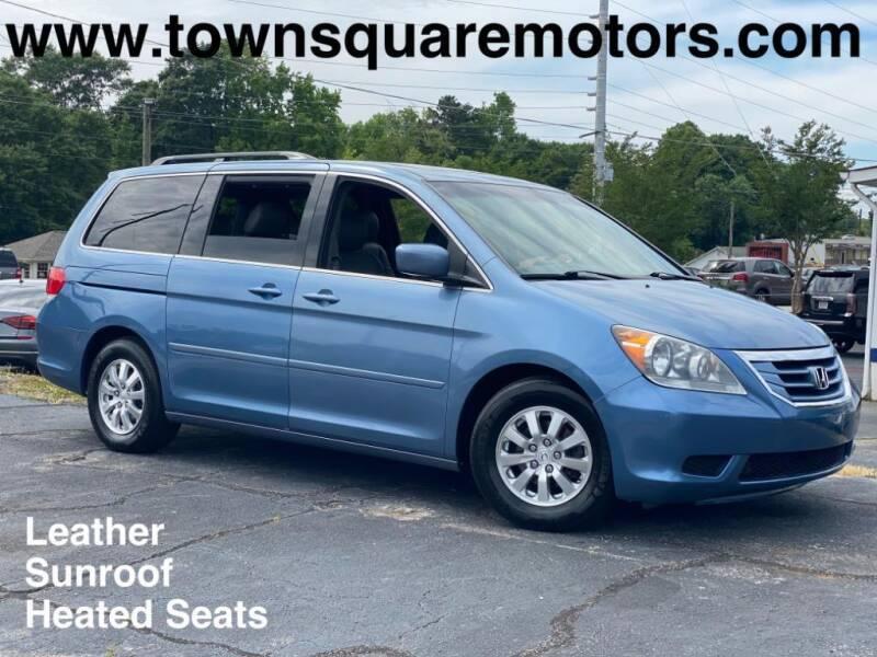 2010 Honda Odyssey for sale at Town Square Motors in Lawrenceville GA