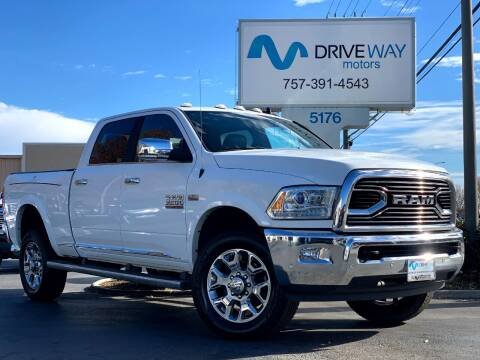 2017 RAM Ram Pickup 2500 for sale at Driveway Motors in Virginia Beach VA