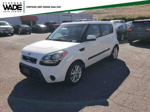 2013 Kia Soul for sale at Stephen Wade Pre-Owned Supercenter in Saint George UT